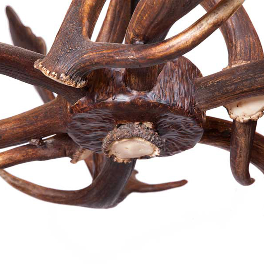 Pelly kroonluchter detail